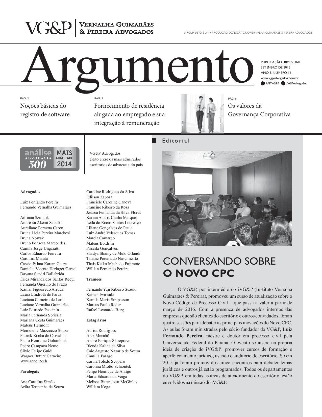 Argumento #16