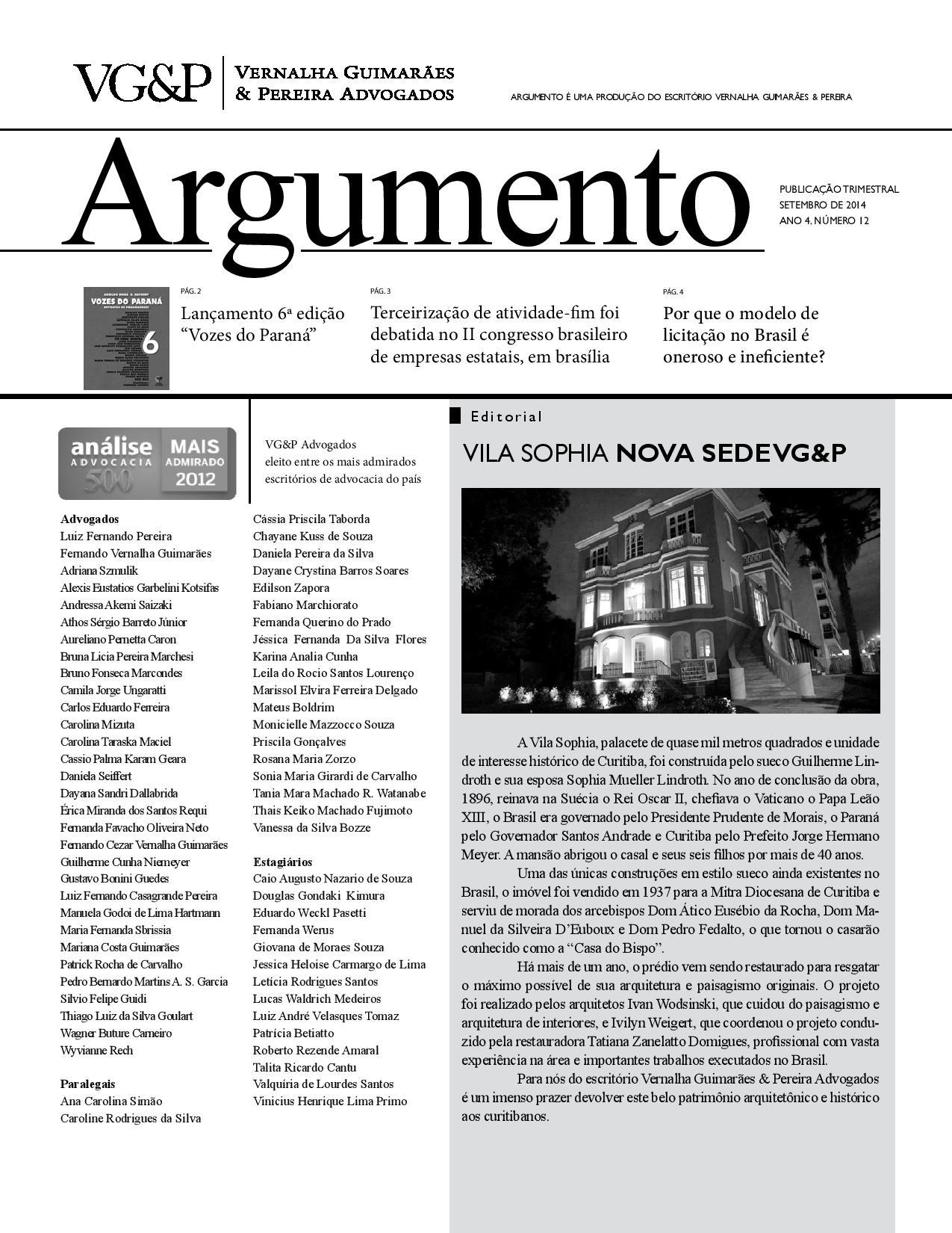 Argumento #12