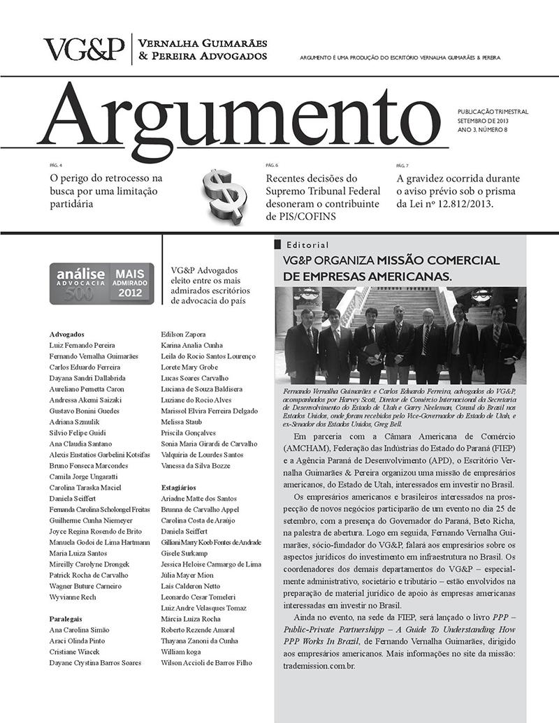 Argumento #8
