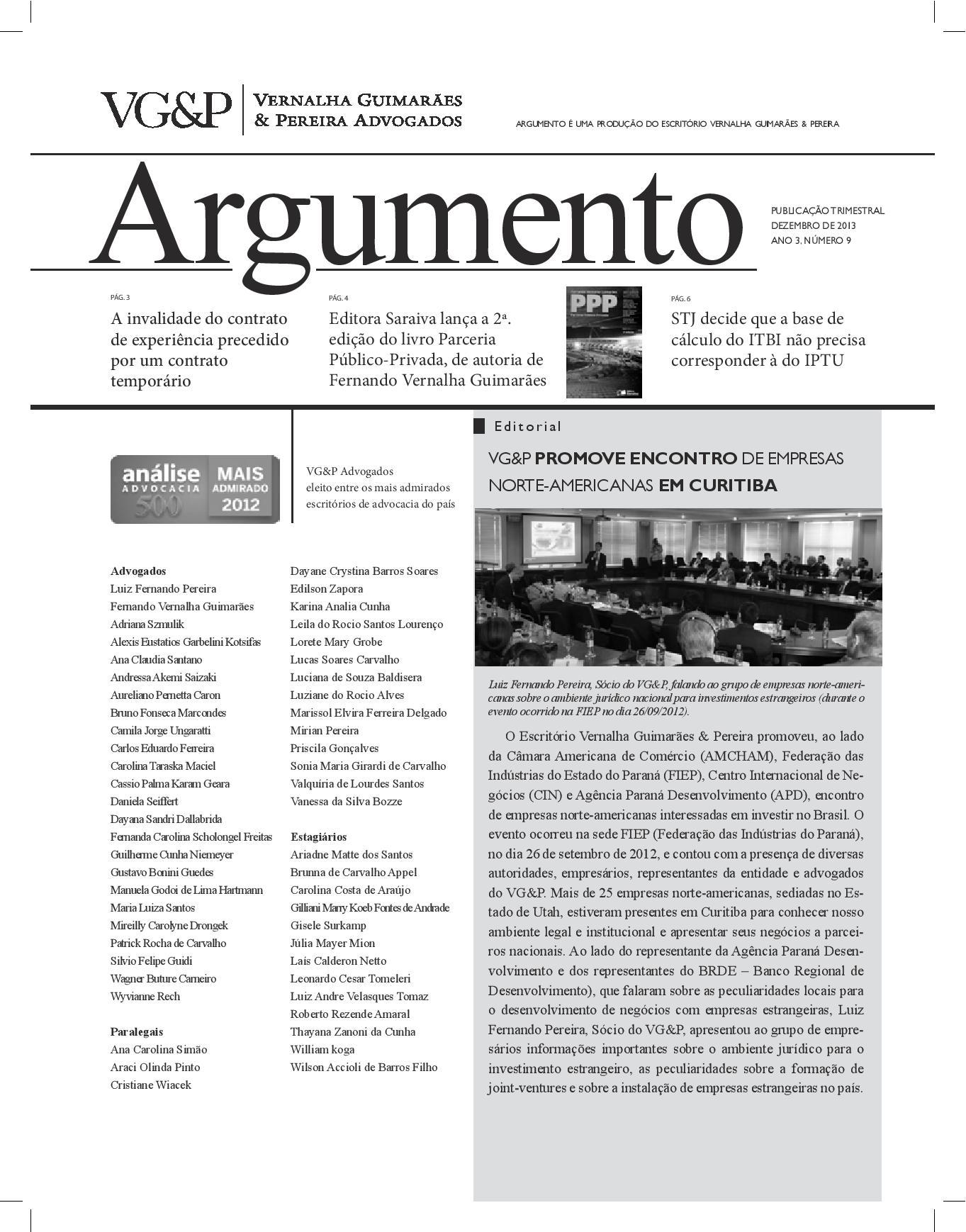 Argumento #9