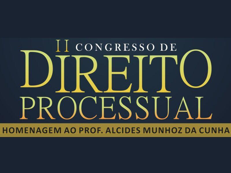 Luiz Fernando Pereira será palestrante em Congresso de Direito Processual