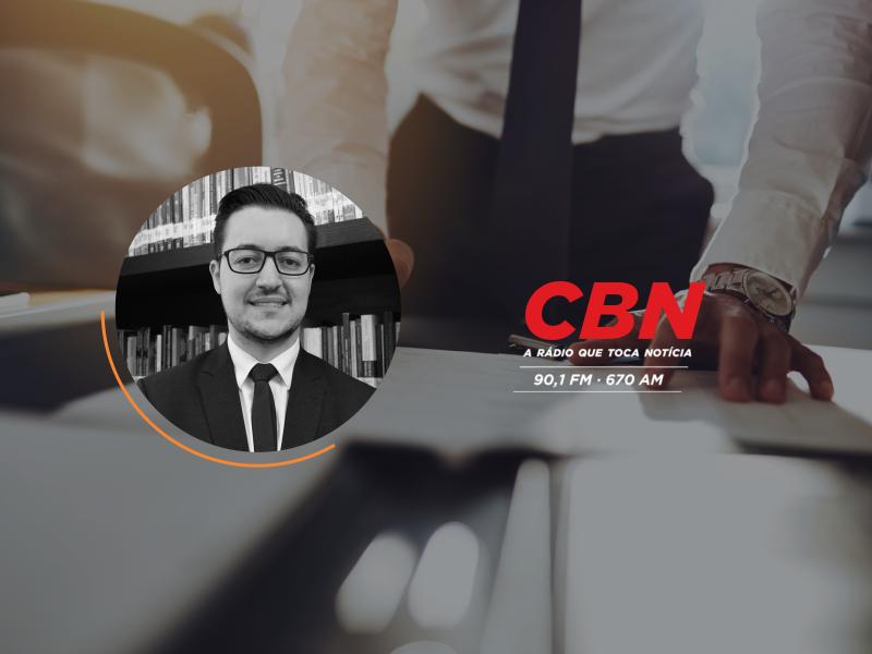 VGP na CBN: Clóvis Alberto de Pinho, fala sobre a importância da existência de mecanismos de compliance para empresas
