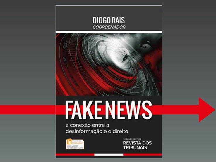 Sócio do VGP é coordenador e coautor de obra sobre o tema Fake News