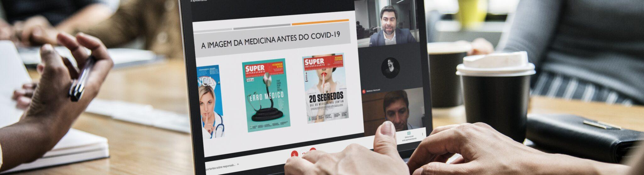 Responsabilidade médica em tempos de Covid-19 é tema de webinar realizado pelo Vernalha Pereira