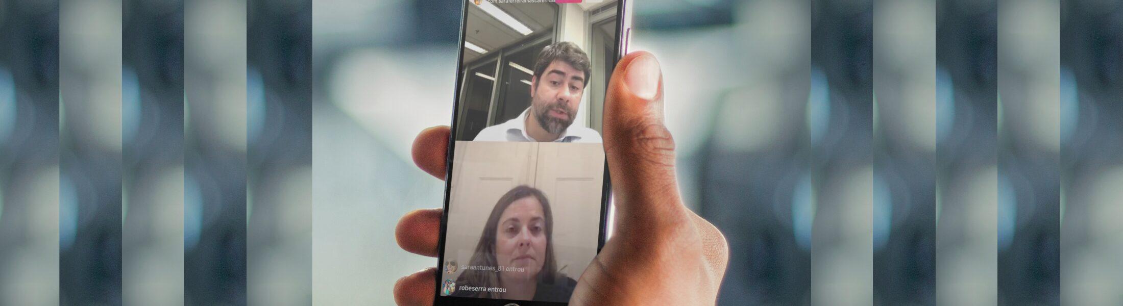 Pandemia em Portugal foi pauta do terceiro episódio dos Diálogos Covid-19