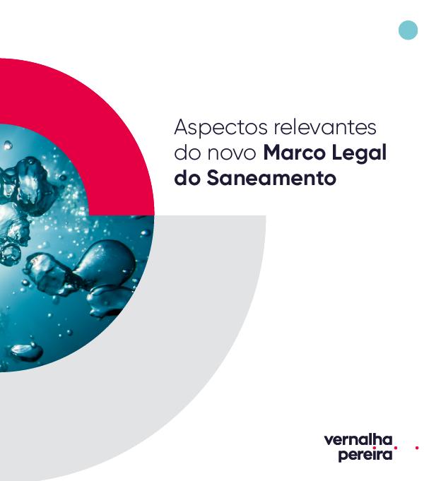 ebook: questões práticas do novo marco legal do saneamento