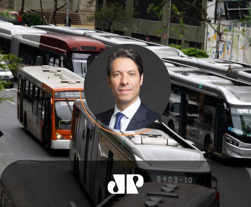 Especial Jovem Pan: Situação do caixa do transporte público urbano é gravíssima e ameaça o colapso do sistema