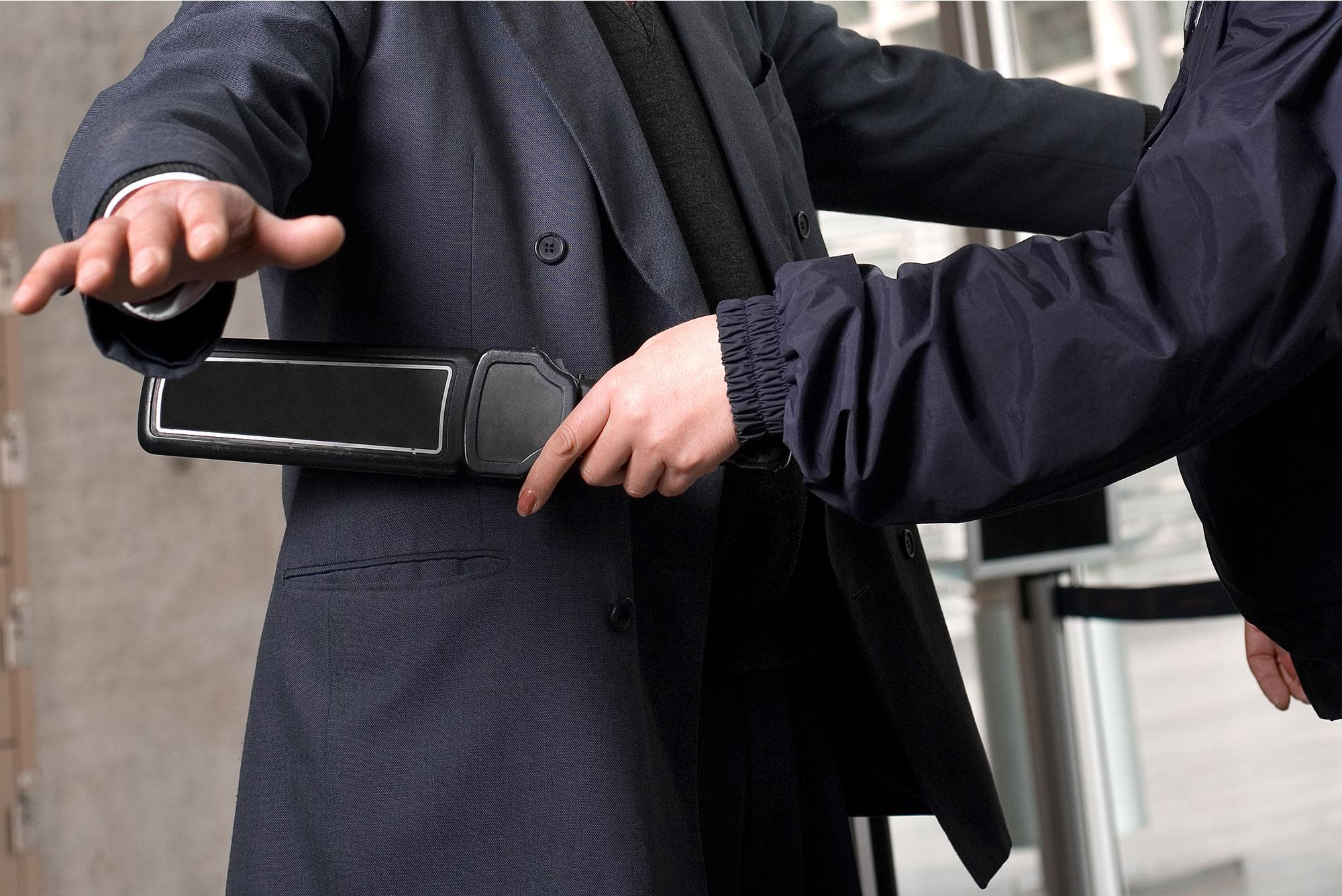O empregador pode revistar seus empregados?