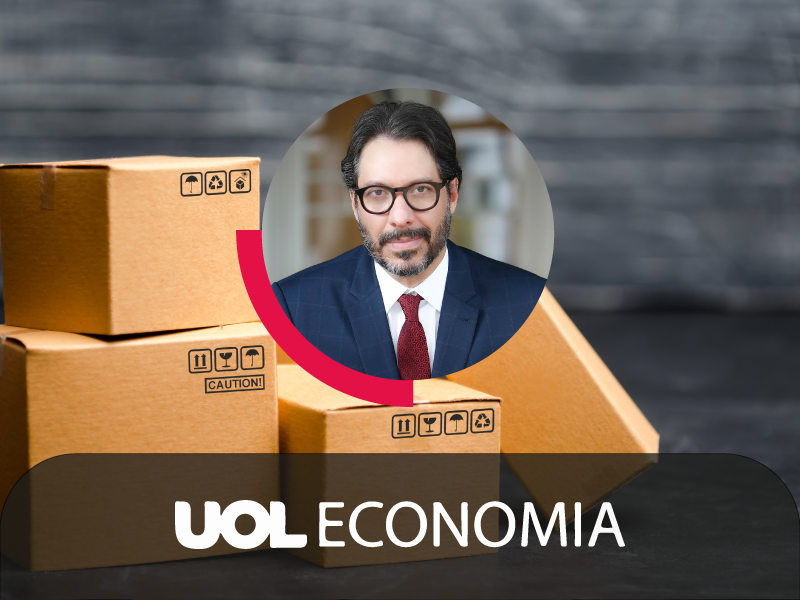 No UOL Economia, Fernando Vernalha comenta sobre o projeto de privatização dos Correios