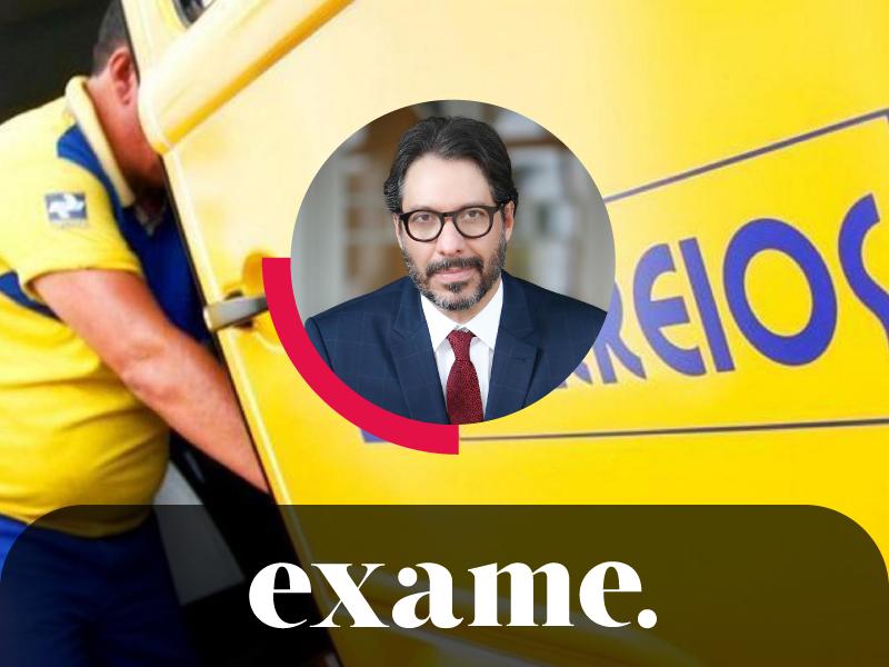 Na Exame, Fernando Vernalha comenta sobre a necessidade de mudanças na legislação para a privatização dos Correios