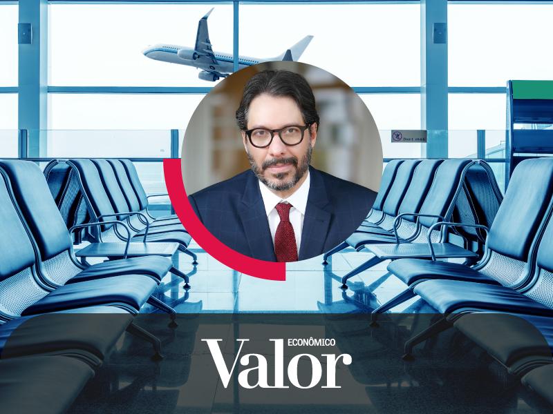 No Valor Econômico, Fernando Vernalha comenta sobre a modelagem do projeto de concessão do Aeroporto de Pampulha (BH)
