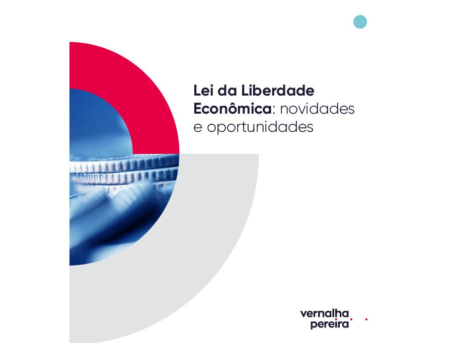 e-book sobre a MP da Liberdade Econômica