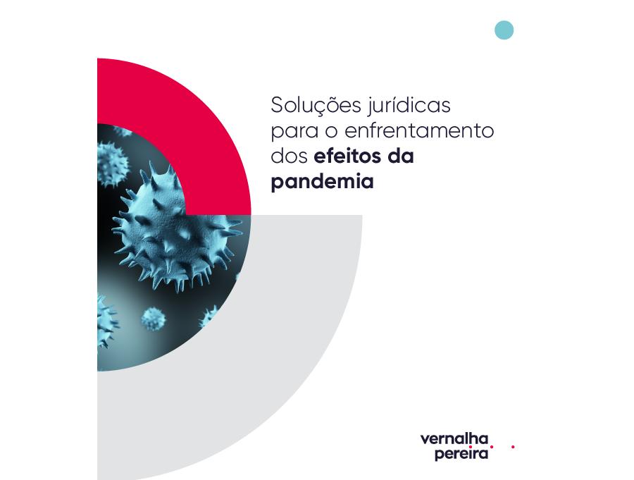 e-book sobre o Covid-19: soluções jurídicas para o enfrentamento dos efeitos da pandemia